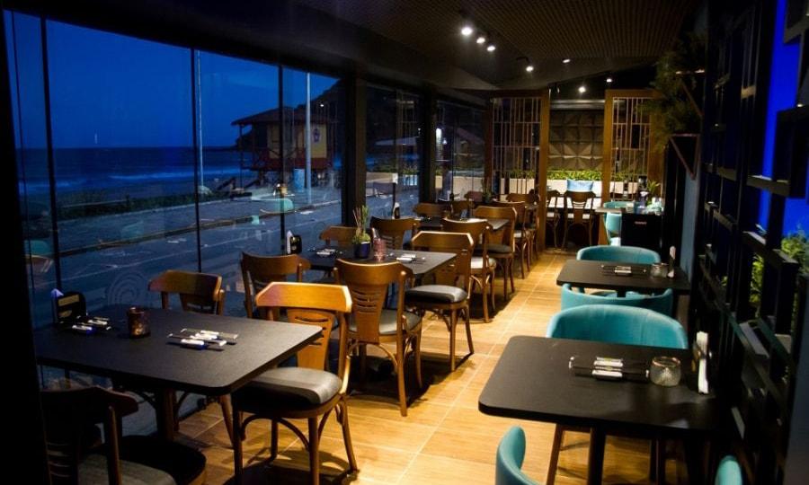 restaurantes da praia brava